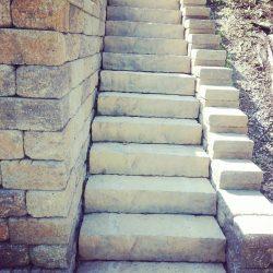 Job 2_wall & steps2