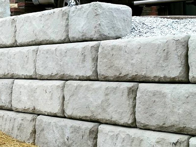 Redi Rock Wall Washington County