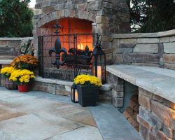 FireRock Fireplace General Info Options Catalog